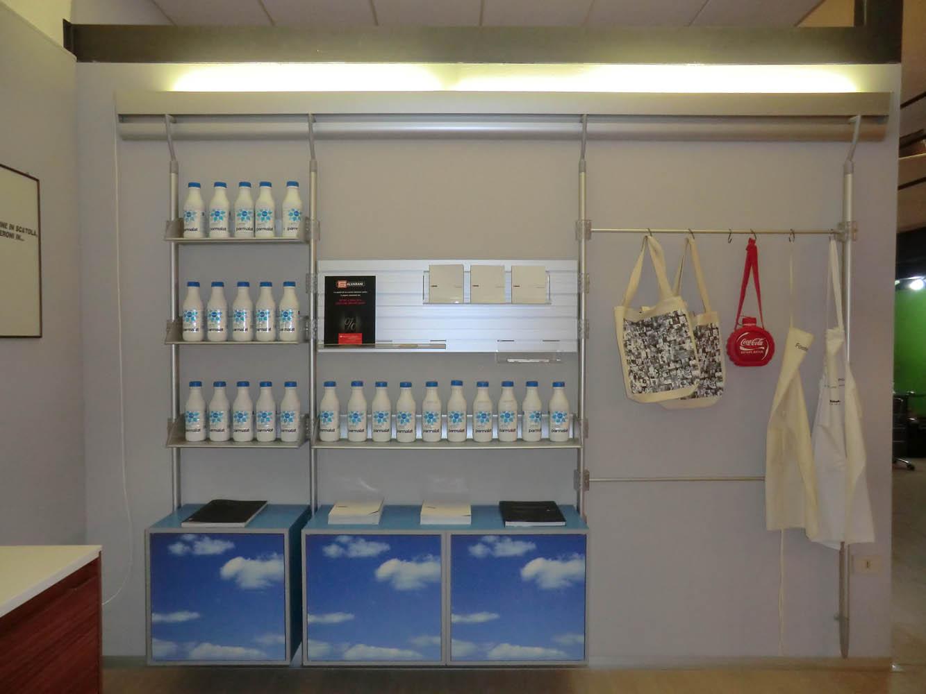 Libreria De Rosso modello A-KUME\' - Arredamenti Outlet