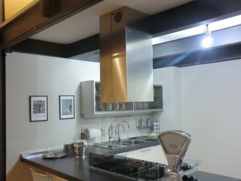Cucina SALVARANI mod. SQUARE - Arredamenti Outlet
