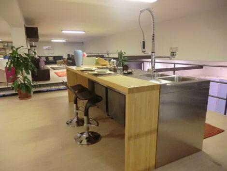 Bancone Cucina Isola