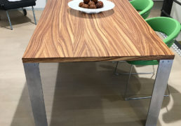 tavolo zebrano